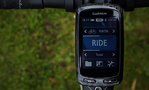 Gps vélo garmin edge touring occasion