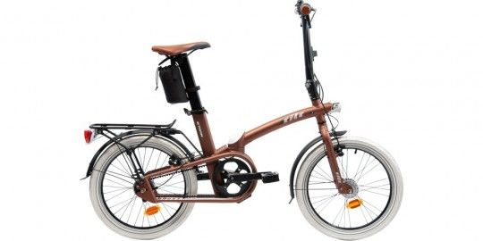 Velo pliable b twin occasion