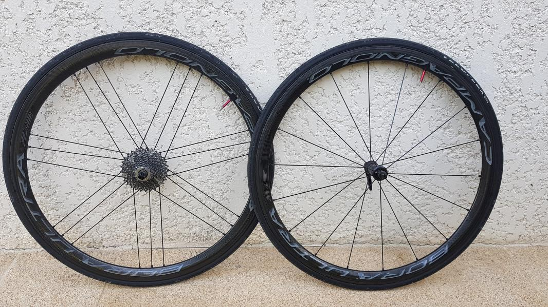 Roues velo occasion campagnolo