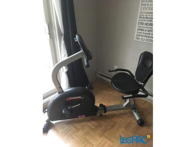 Bicycle d exercice a vendre