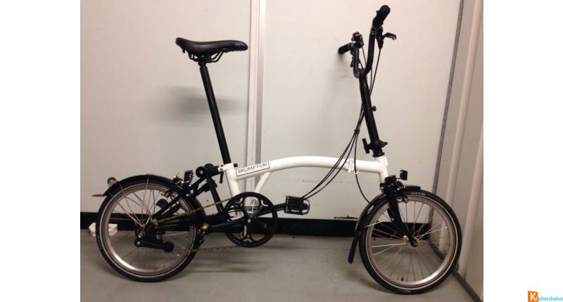Velo pliable adulte occasion