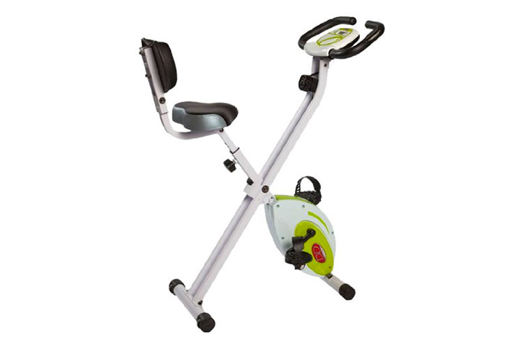 Velo appartement fitness pliable