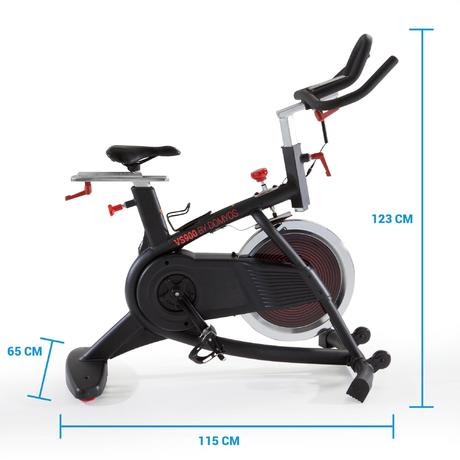 Velo spinning decathlon